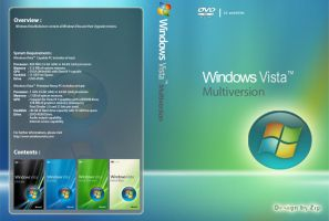 Windows Vista Multiversion by Horfic