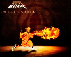 Avatar Firebender by Shopjob