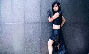 Tifa Lockhart - Heroine of the Planet by CrystalMoonlight1