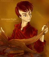 Nick - A Grimm Night by AelitaC