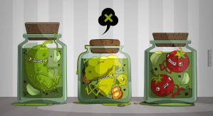 Pickles and other mutations by windmile