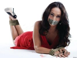 Megan Fox Tied by cocowawa2