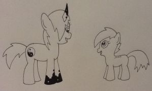 One FC Meets Another by ArtKing3000