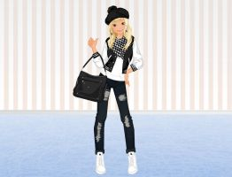 Tomboy Fashion by Brandee-Ssj-Doll