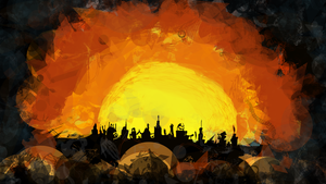 Sun Down by 413East