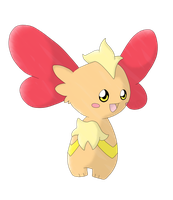 [Request] Fakemon - Luftuft - Remake by MagneticBoom