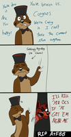 Enter Foxy by Ask-The-Fazbear-Bros