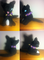 Scourge Plush V2 by Biscuit-Rawr