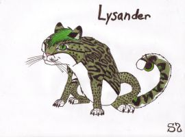 RQ: Lysander by Zs99