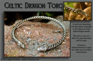 Dragon Torc by Illahie