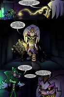 Scourge Eternal Blackout: Issue 1 pg 11 by 5courgesbestbuddy
