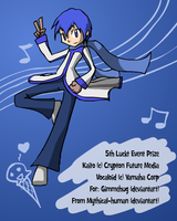 5thLE Kaito by Mythical-Human