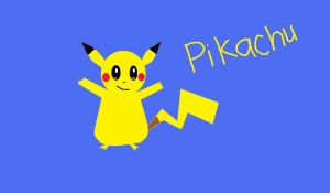 Pikachu by crazyaznemo