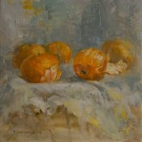 Tangerines by Dubrovskis