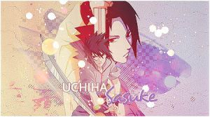 Uchiha Sasuke signature by lady-alucard