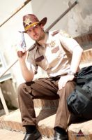 Rick Grimes - 12 - by Outlanders