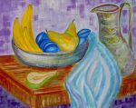 Bananas,pears, Plums by Vilior1