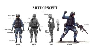 Swat concept by flyingdebris