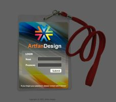 Login Page Template - Tag by Artfans