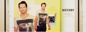 Ian Bohen Cover by CansuAkn