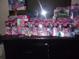 My Little Pony Blind Bags opened by Galvan19
