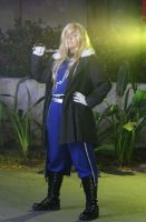 Olivier Mira Armstrong - Night by ComplexityAndPassion