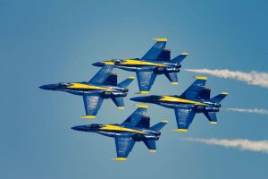 Blue Angels by dontbemad