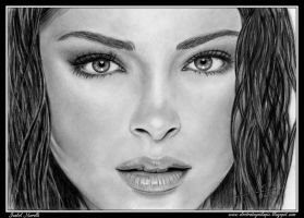 Kristin Kreuk-Smallville-Lana Lang by iSaBeL-MR