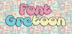 Font - Gretoon by oOILOVESONGOo