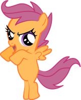 Scootaloo - CBSE by Creshosk