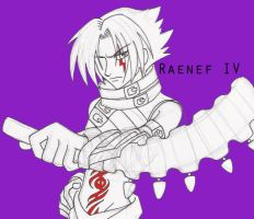 Haseo sketch by Gure-san