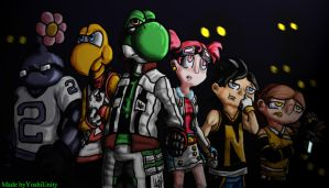 We're in the Dark by yoshiunity
