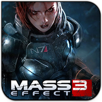 Mass Effect 3 v4 by HarryBana