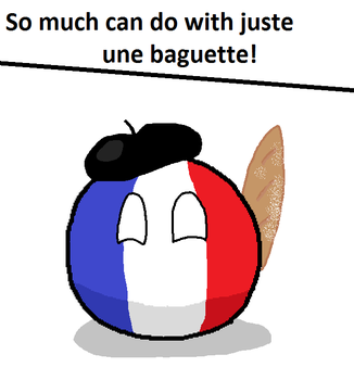 Baguette stronk by Lumi-Natis