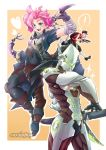 [FanArt] Maeve, Genji and Scout? by viewtiful94