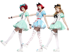 Orange Caramel [render] png by Sellscarol