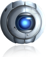 Wheatley - Mac OS by StarlitFury
