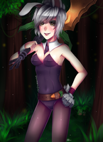 League of Legends - Riven by maryfraser