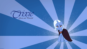 Great and Powerful Trixie - 4K by P3r0