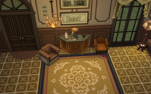 Steampunk House Entrance by PlasmaGelCookie
