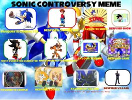 Sonic Controversy Meme by Wakeangel2001