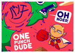 One Punch Dude by AF16