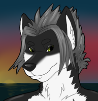 ledrif headshot freebie by AshWolves5