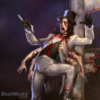 Age of Champions zombie king by anotherdamian