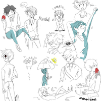 Marshall Lee dump by memmemn