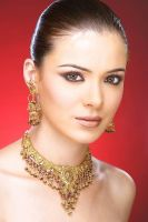 indian beauty.Urvashi Sharma 3 by indianartsupporter
