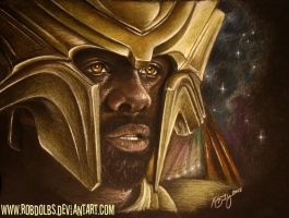Heimdall by robdolbs