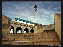 bercy bridge by bracketting94