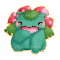 Venasaur v3 by Clinkorz