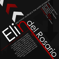 Elindr Typography by elindr